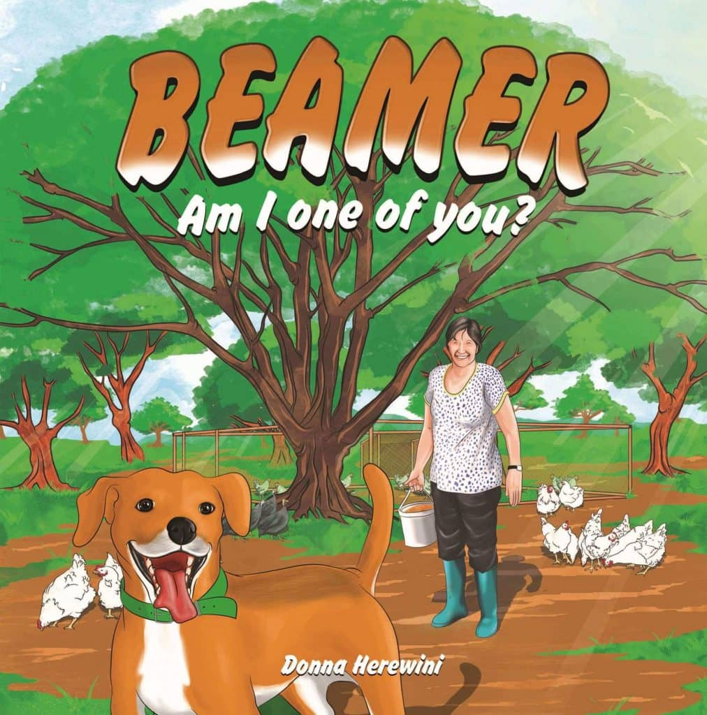 Beamer: Am I One Of You? Donna Herewini. Jabiru Publishing, 2019. Paperback.
