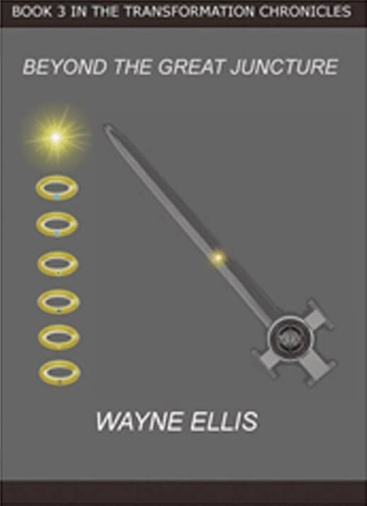 """Beyond The Great Juncture"" By Wayne Ellis. Obooko, 2013."