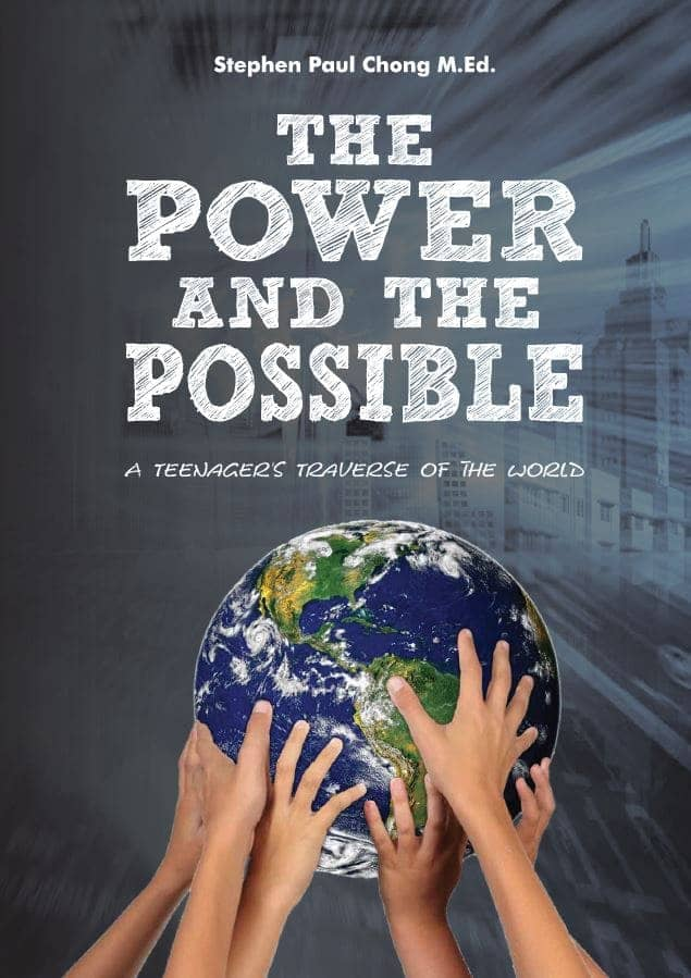 """The Power And The Possible"" By Stephen Paul Chong. Cairns: Jabiru Publishing, 2015."
