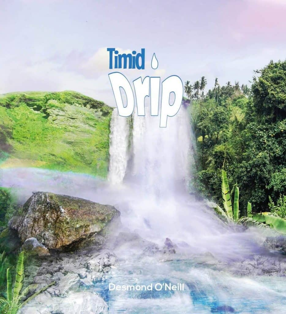 Timid Drip. Desmond O'Neill. Cairns: Jabiru Publishing, 2019. Paperback.