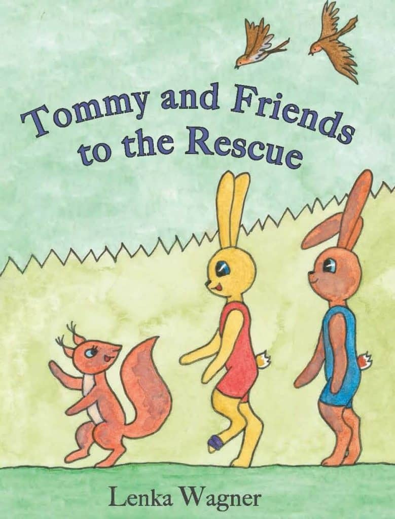 Tommy And Friends To The Rescue By Lenka Wagner. Cairns: Jabiru Publishing, 2017. Paperback