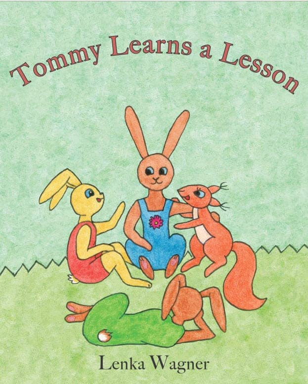 """Tommy Learns A Lesson"" By Lenka Wagner. Cairns: Jabiru Publishing, 2017. Paperback"
