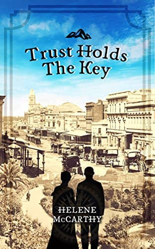 Trust Holds The Key By Helene McCarthy. Cairns: Jabiru Publishing, 2017. E-Book.