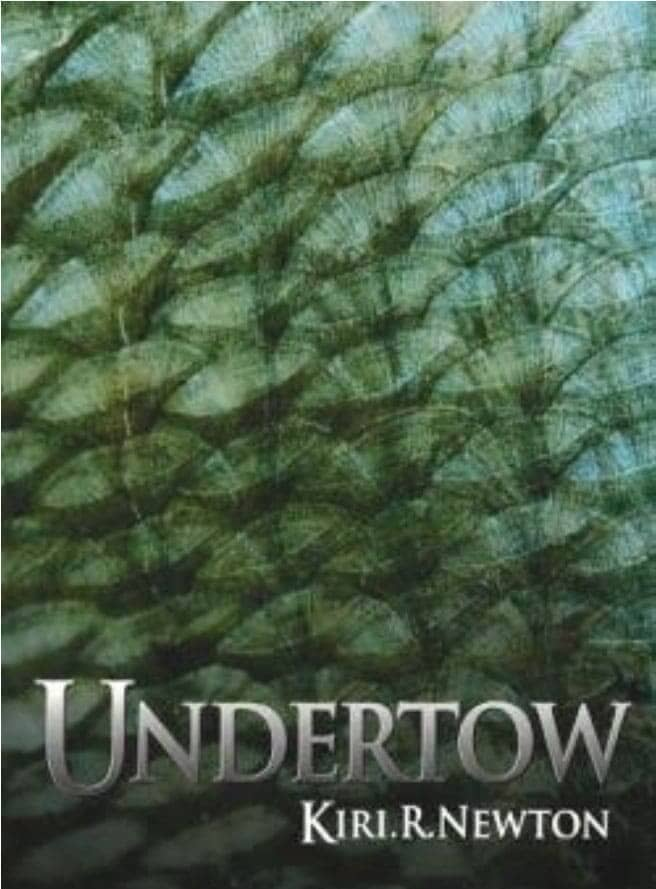 """Undertow"" By Kiri Newtown. BookPal, 2012"